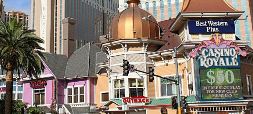 Em Las Vegas, melhor hotel custo xbenefício!