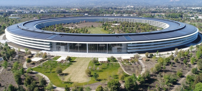 Apple Park, a nova fantástica sede da empresa. Realizei estesonho!