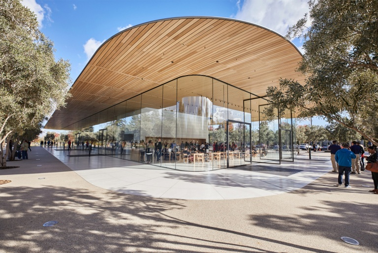 Arch2O-visitorcenter-ApplePark-01