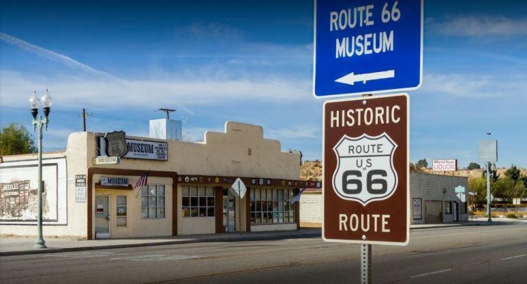 route museum